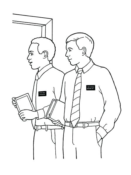447x596 General Conference Coloring Pages General Conference Coloring