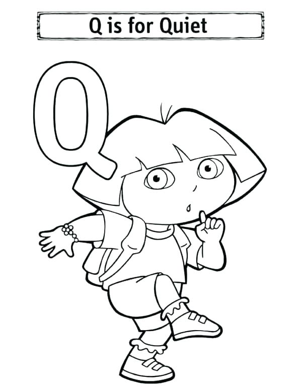 600x775 Alphabet Coloring Pages Toddlers Letter H Coloring Pages