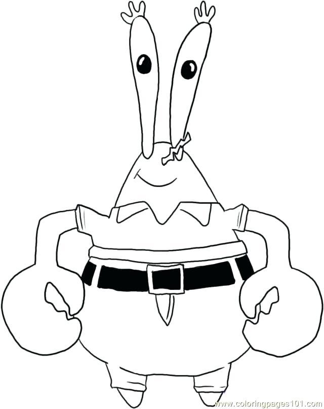 640x807 Sponge Bob And Coloring Pages Free Spongebob Squarepants Jumbo
