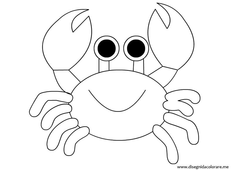 794x581 Crab Coloring Page Preschool Ideas Vbs Sea