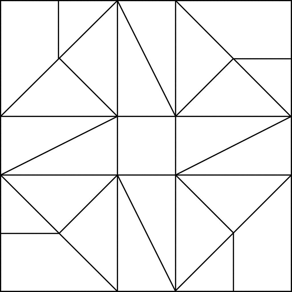 Quilt Coloring Pages To Print At Getdrawings Free Download
