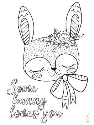 300x400 Cute Printable Inspirational Quotes Coloring Pages For Tweens
