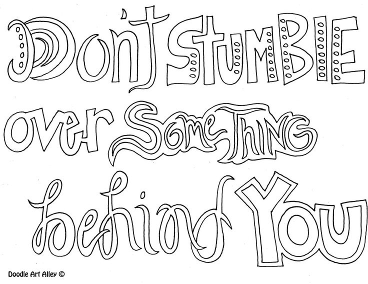 Quote Coloring Pages To Print At Getdrawings Free Download