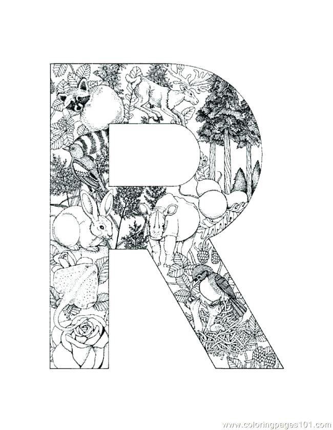 650x840 R Coloring Sheet Best Of R Coloring Pages Images Letter R Coloring
