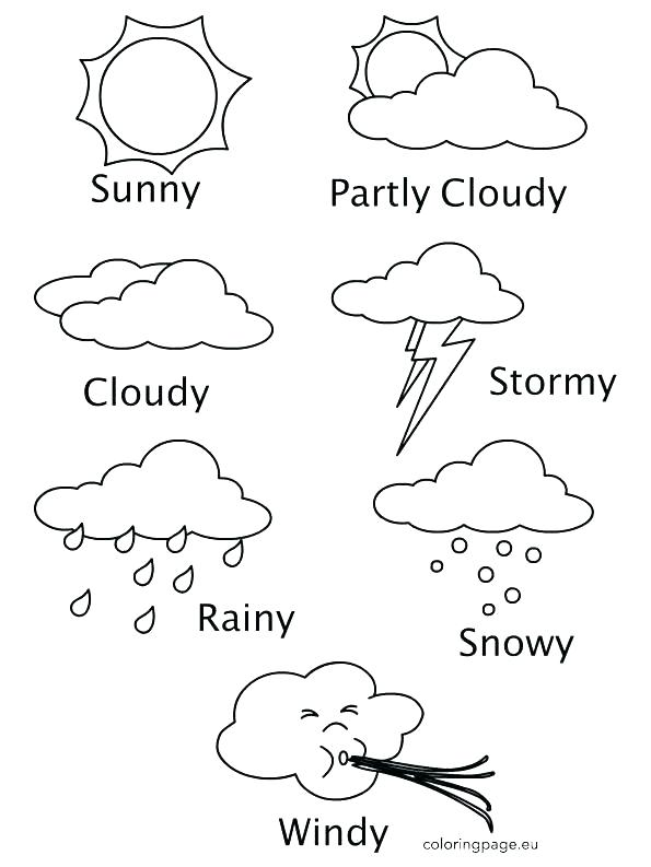595x793 Weather Conditions For Coloring Excellent R Coloring Pages Crayola