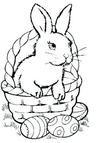 315x460 Bunny Coloring Page Bunnies Coloring Pages Printable Bunny
