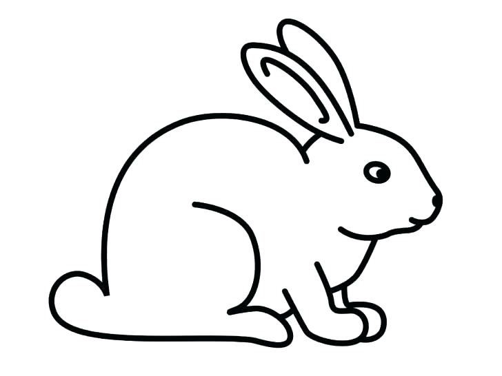 728x546 Bunny Coloring Pages Free Printable Cool Bunny Coloring Pages Free