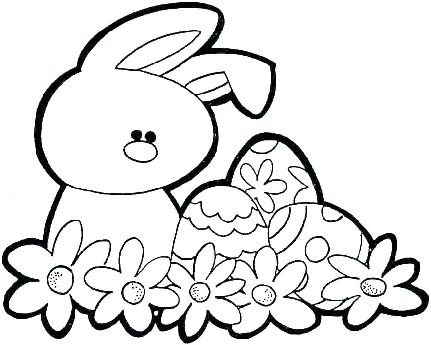 874x701 Cute Bunny Coloring Pages Bunny Face Coloring Pages To Print