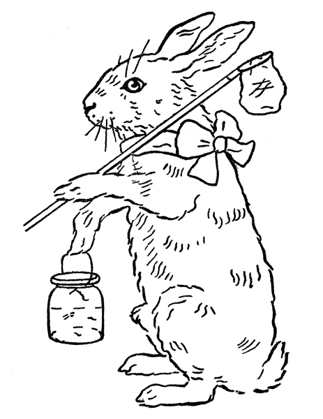 463x600 Printable Coloring Page