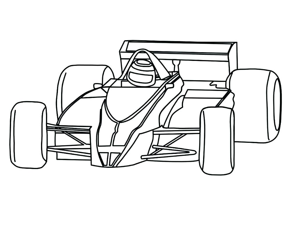1000x772 Racecar Coloring Pages Racing Cars Coloring Pages Free Printable