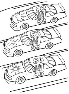 236x320 Free Printable Race Car Coloring Pages For Kids Cars, Free