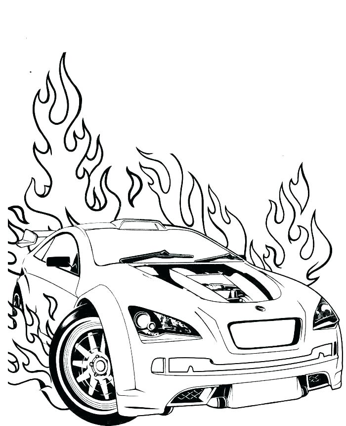 700x860 Awesome Car Colouring Pages Car Coloring Pages Preschool New