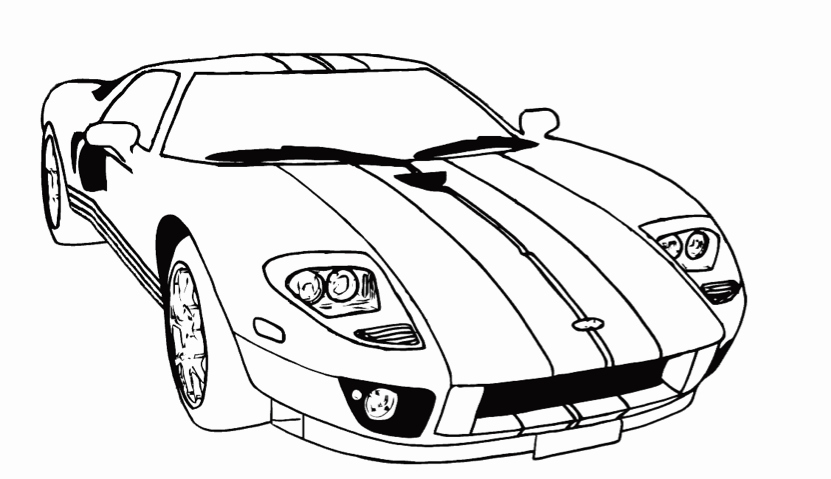 831x479 Drag Racing Coloring Pages Drag Car Coloring Pages Fresh Coloring