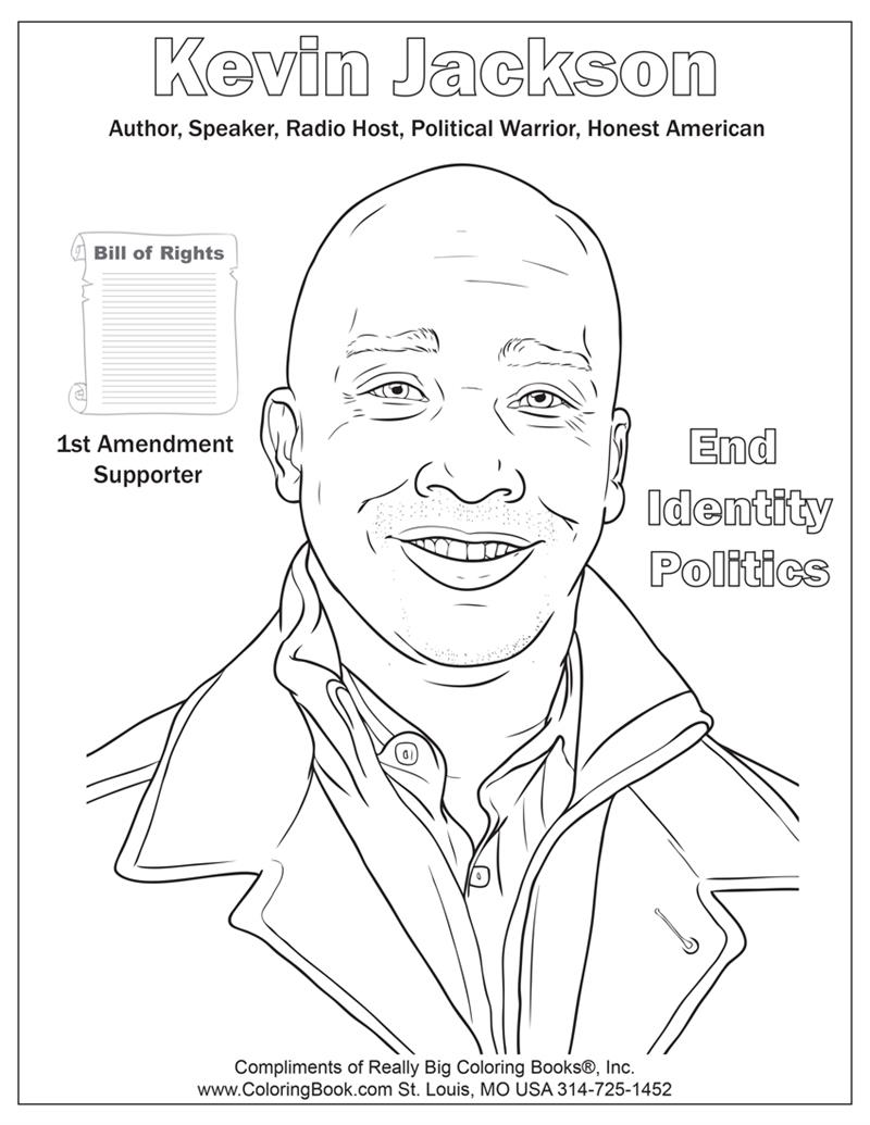 800x1035 Coloring Books Kevin Jackson Coloring Page