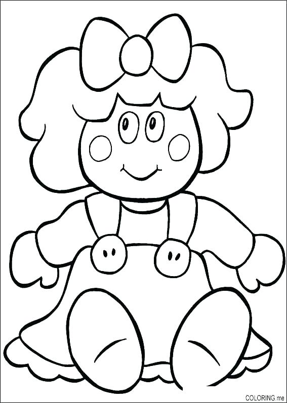 567x794 Free Printable Paper Doll Templates Paper Doll Coloring Pages