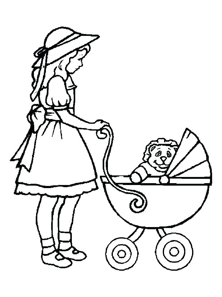 720x960 Girl Doll Coloring Page Girl Doll Coloring Book As Well As Girl