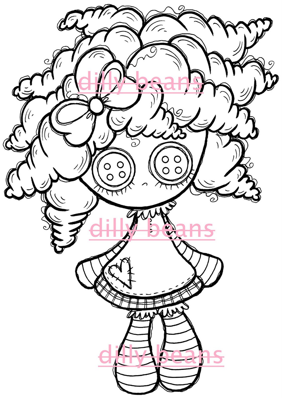 1134x1600 Raggedy Ann Andy Coloring Page Doll Pages Cartoons And Printable