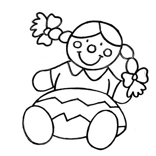 512x512 Rag Doll, Free Coloring Pages