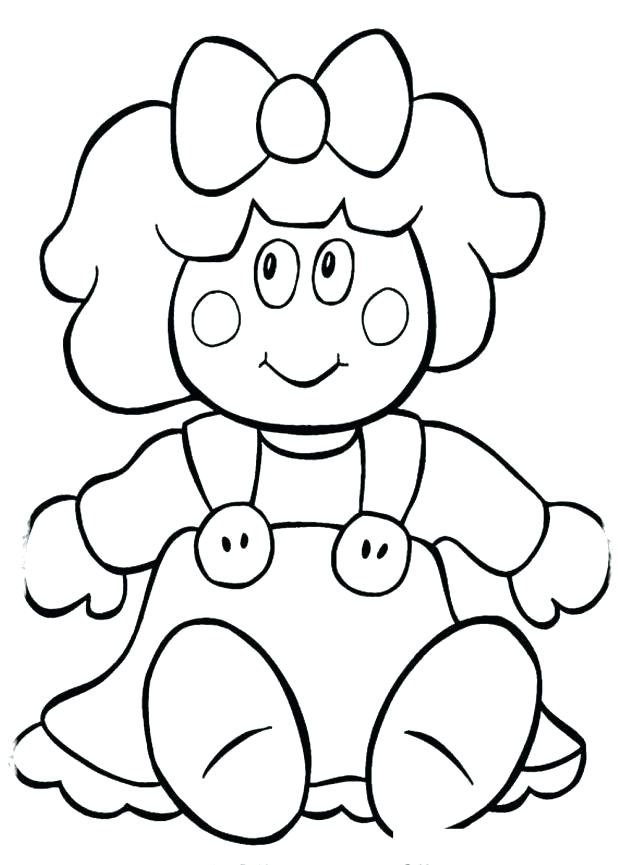618x865 Doll For Coloring Doll Coloring Pages Beautiful Doll Toys Coloring