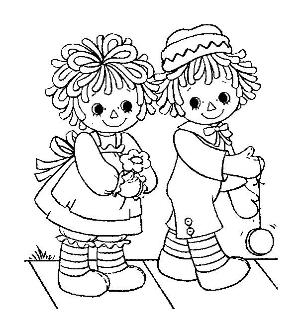 Lol Coloring Pages Design Greatest Raggedy Ann Coloring Pages Lol ... | 650x615