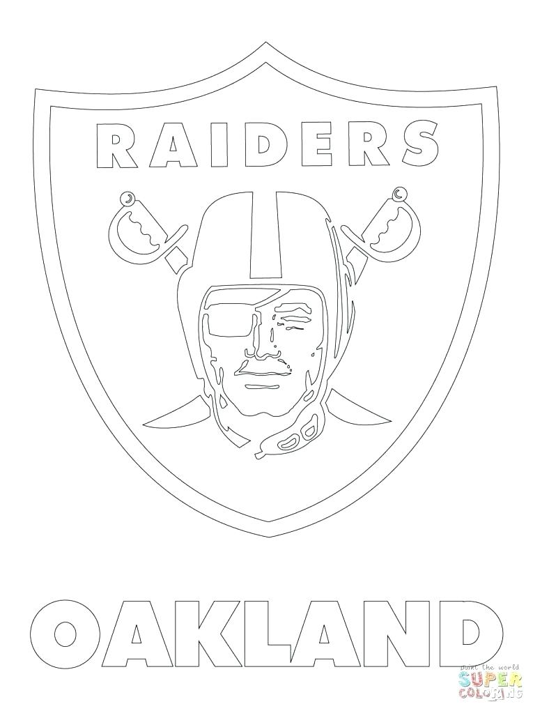 Raiders Coloring Pages At Getdrawings Com Free For Personal Use