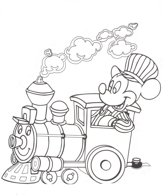 671x800 Best Train Coloring Sheets Images On Train Coloring