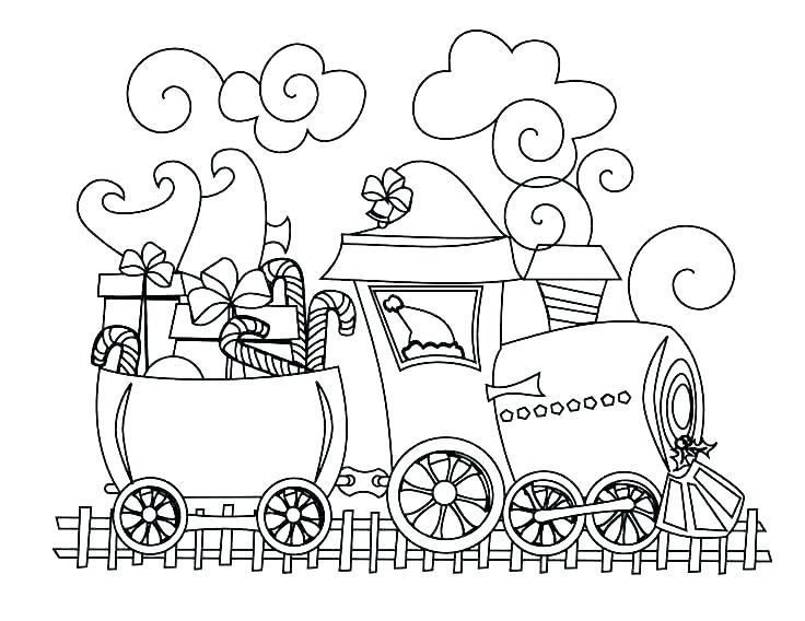 736x568 Coloring Pages Of Trains Devon Creamteas