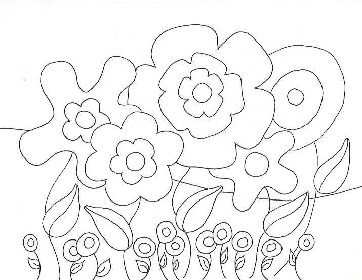 715x553 Best Wee Folk Art Coloring Pages Images On Folk