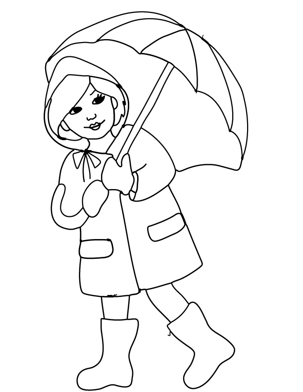 612x792 Rain Boots Coloring Page Coloring Pages, Coloring Pages Rain