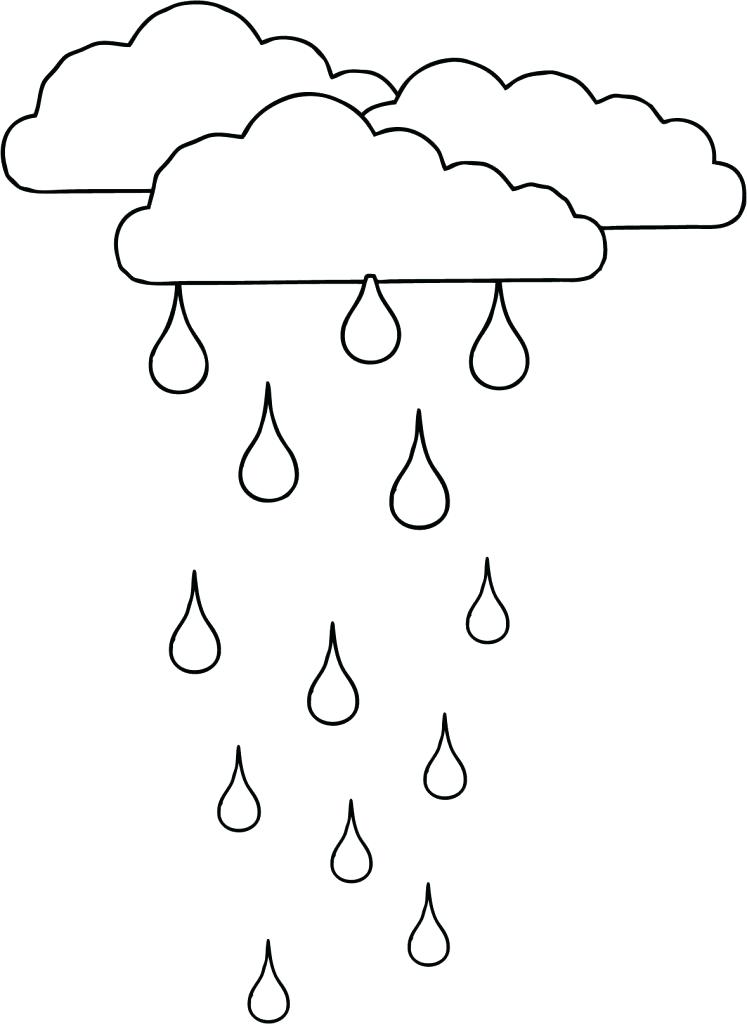 747x1024 Rain Coloring Page Weather Coloring Pages Rainy A Rain Boots