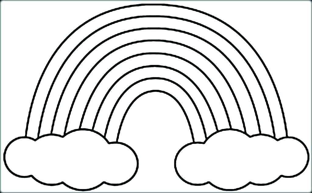 Rain Cloud Coloring Page at GetDrawings.com | Free for personal use ...