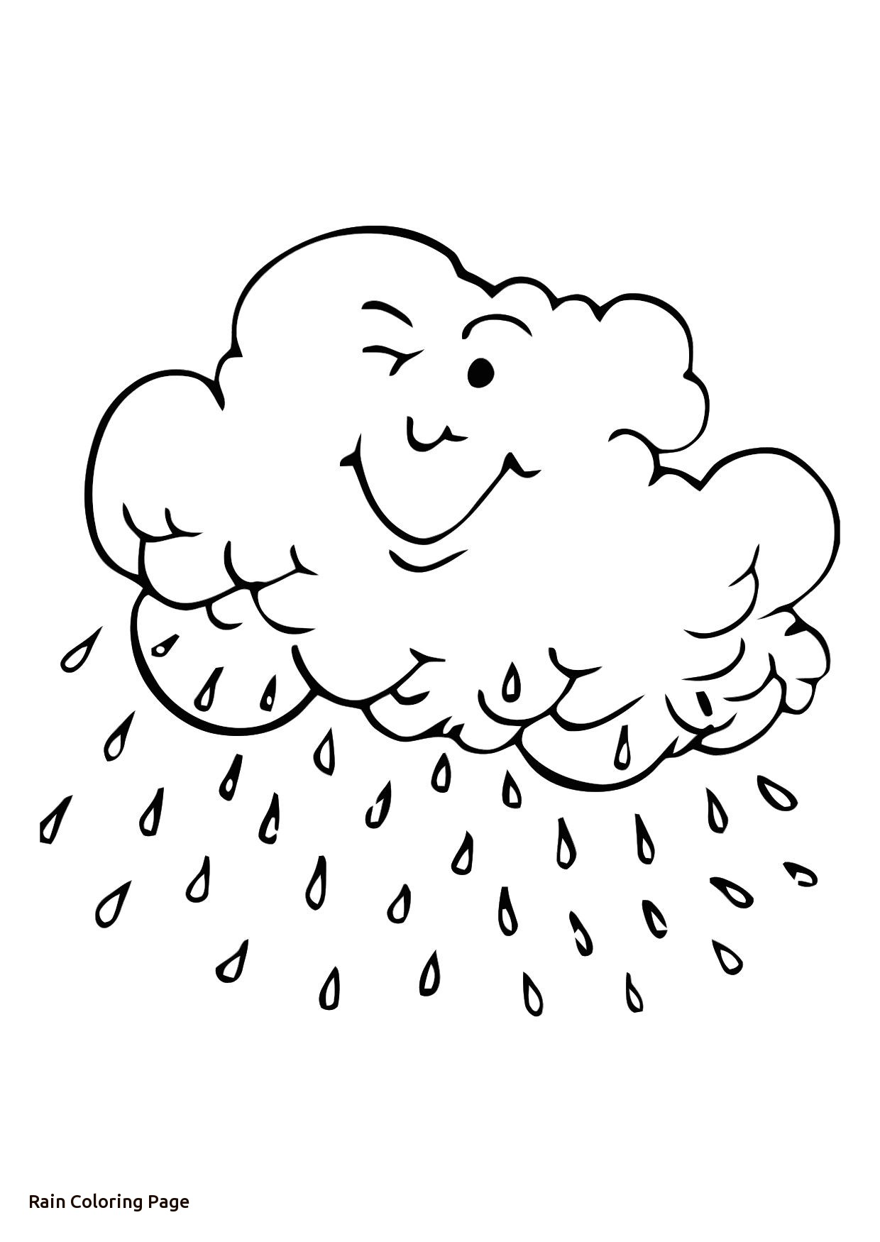 1240x1750 Rain Coloring Pages To Download And Print