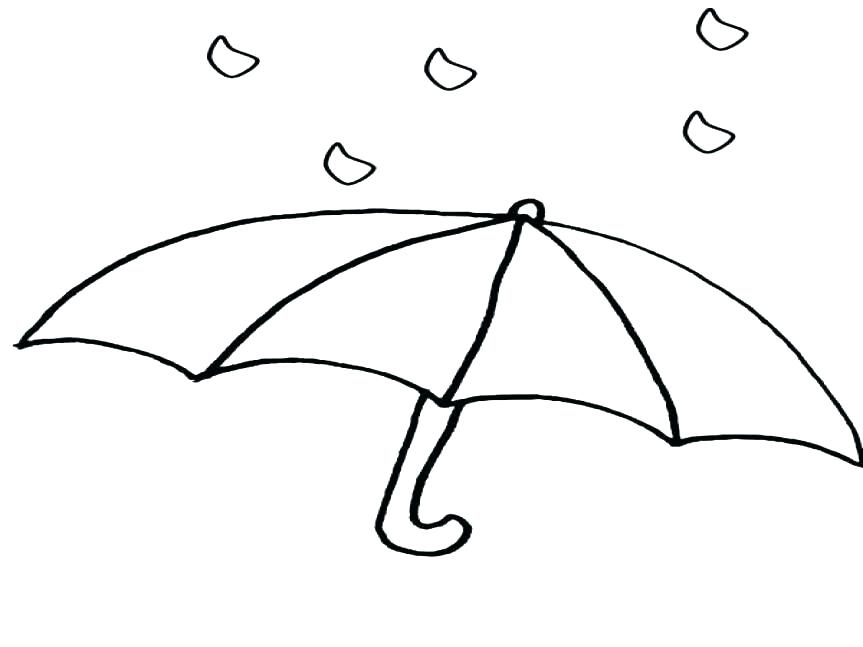 863x647 Raindrop Coloring Pages Raindrop Template Free Raindrop Coloring