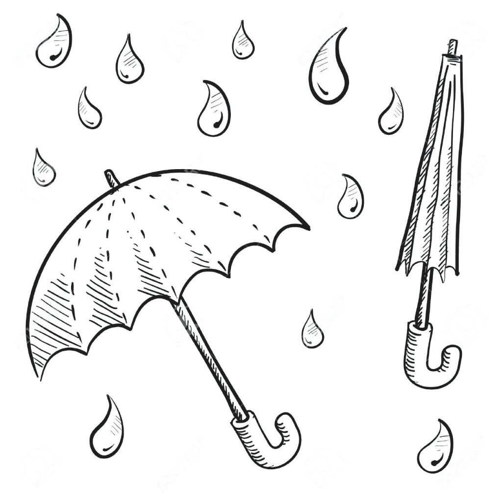 1024x1024 Wonderful Rain Drop Coloring Page Cool Gallery Ideas
