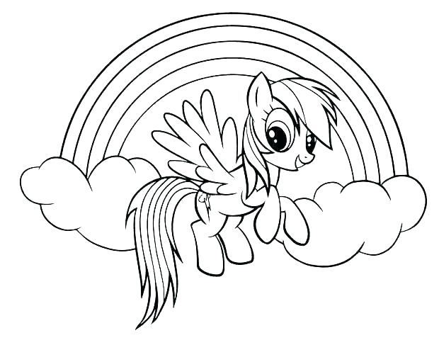 620x480 Rainbow Coloring Pages Rainbow Bright Coloring Pages Rainbow
