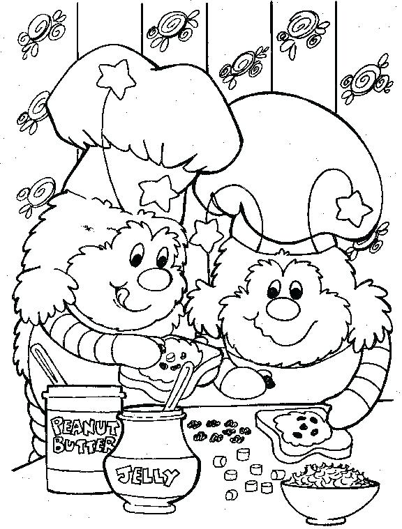 576x759 Rainbow Bright Coloring Pages Color Kids Rainbow Images Of Rainbow