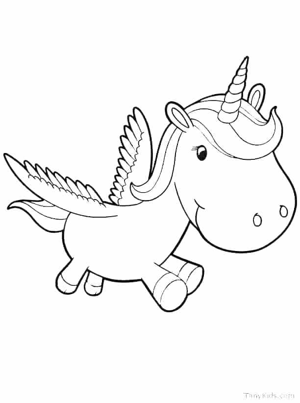 The Best Free Unicorn Coloring Page Images Download From