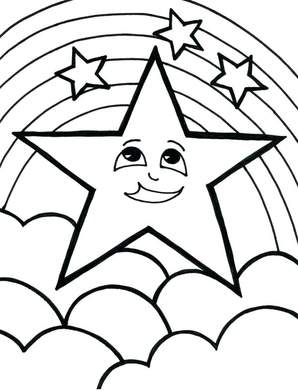 600x786 Rainbow Coloring Pages Printable Rainbow Coloring Sheets Rainbow