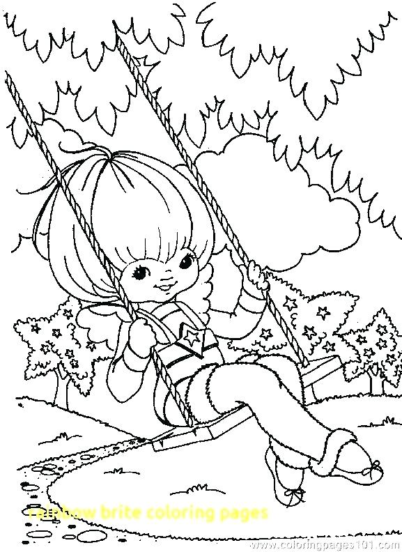 577x792 Rainbow Brite Coloring Pages Rainbow Bright Coloring Pages Rainbow