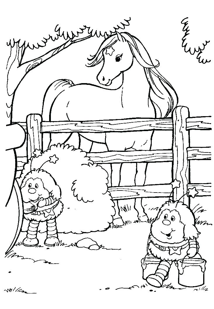 732x1056 Rainbow Brite Coloring Pages Rainbow Coloring Pages Rainbow
