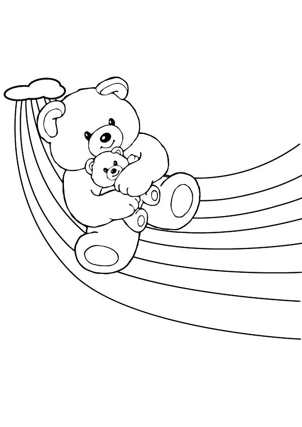 595x842 Rainbow Brite Coloring Pages Rainbows Coloring Pages Colorful