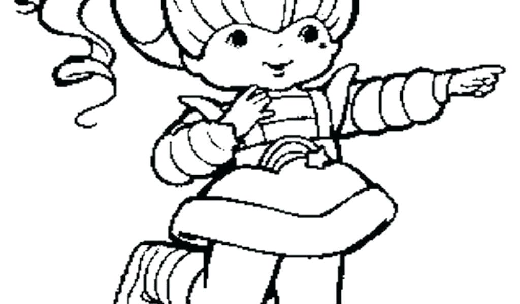 1024x600 Rainbow Brite Coloring Pages