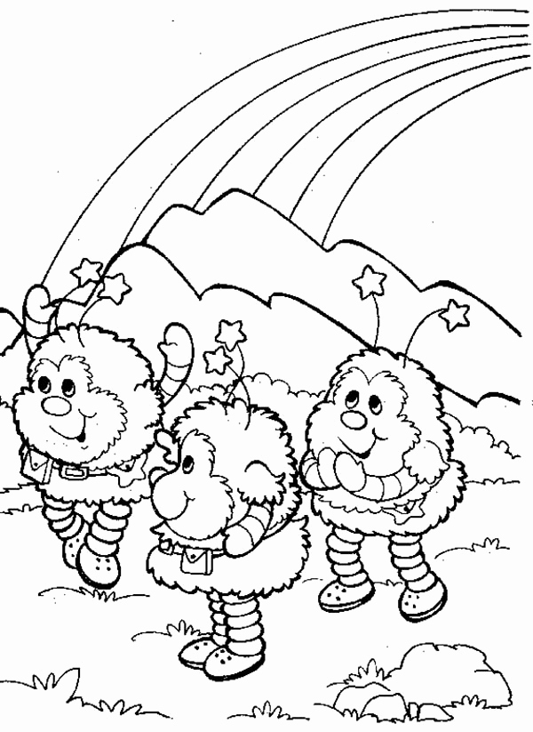 600x823 Coloring Pages Of Rainbow Brite Photos Twink Romeo And Oj