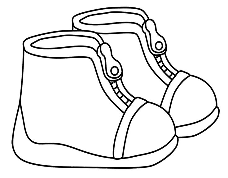 Raincoat Coloring Pages