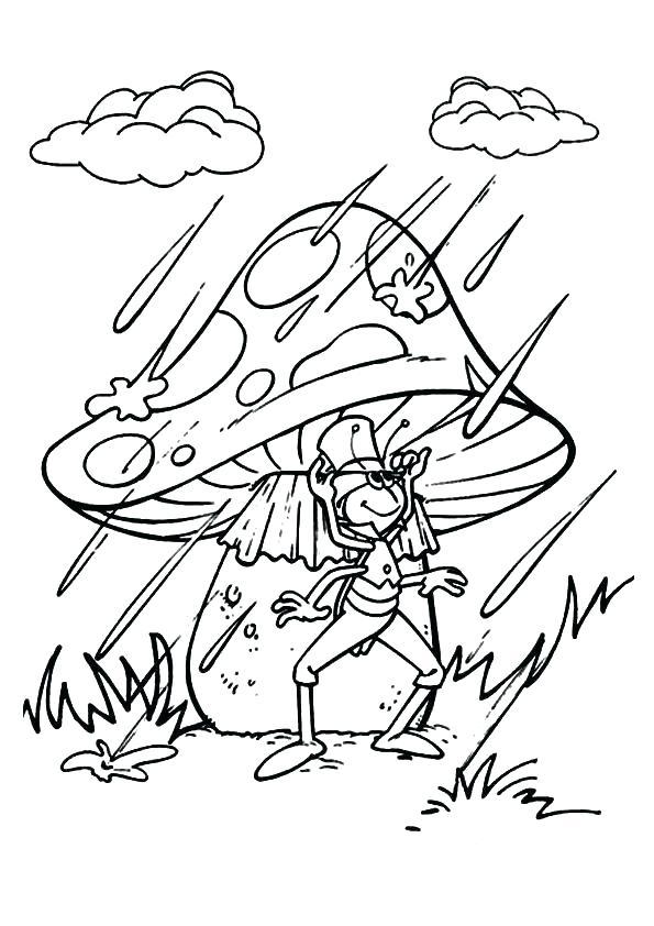 595x842 Rainforest Coloring Pages Printable Kids Coloring Rain Coloring