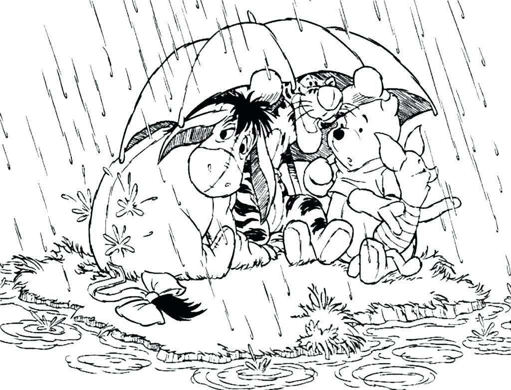 Rainy Day Coloring Pages at GetDrawings | Free download