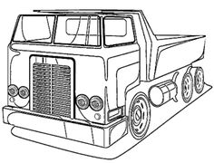 236x180 Pickup Truck Coloring Pages Pickup Truck Coloring Pages