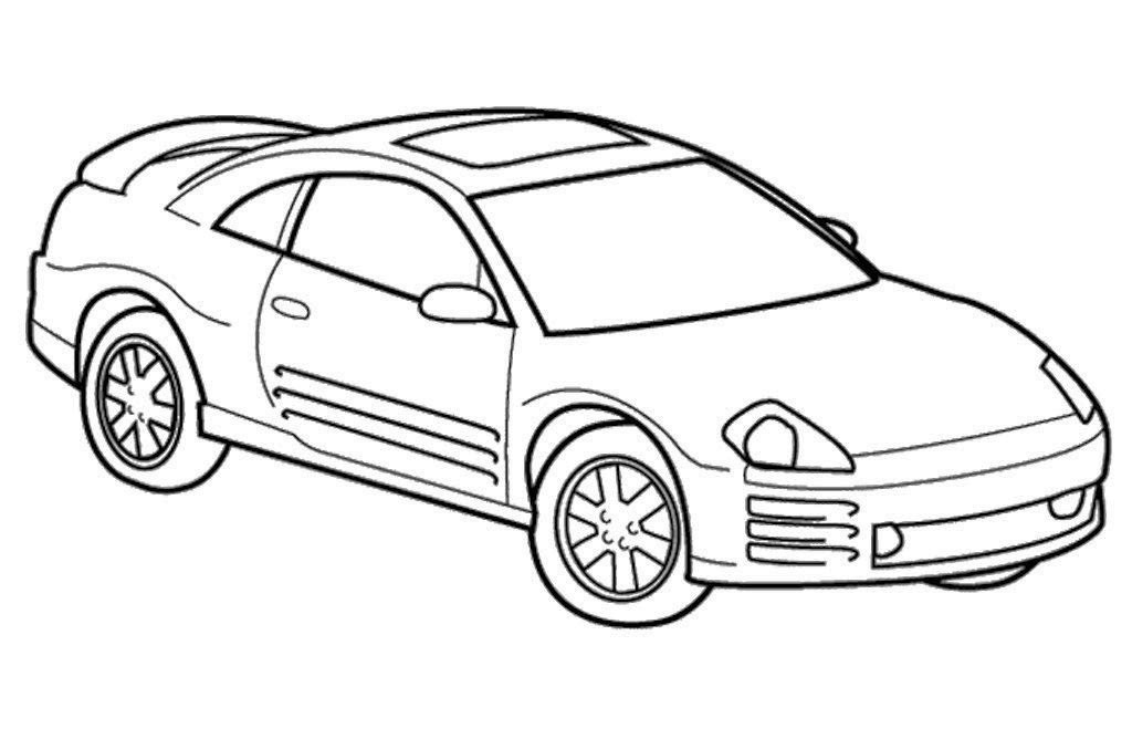 1024x668 Escalade Coloring Page Free Download
