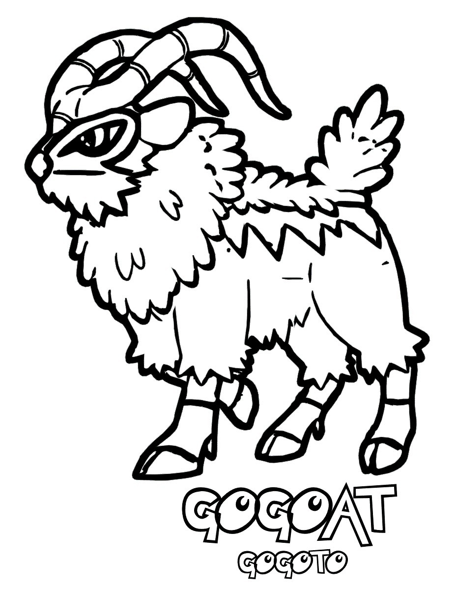 928x1200 Pokemon Xy Coloring Pages
