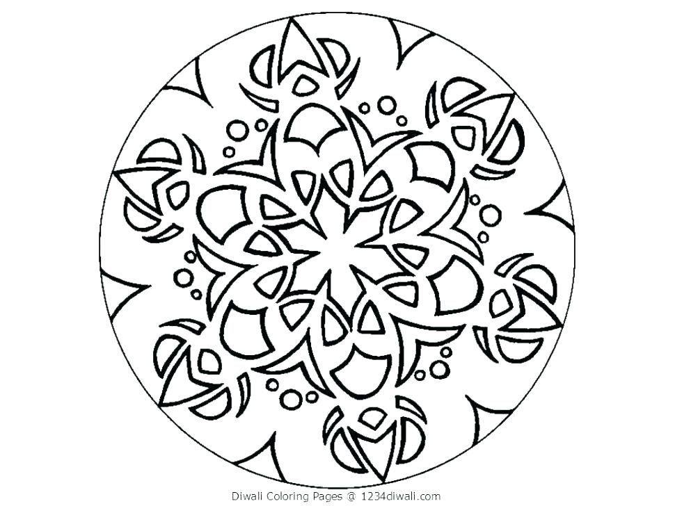 970x728 Rangoli Coloring Pages Coloring Pages Designs Coloring Pages Easy